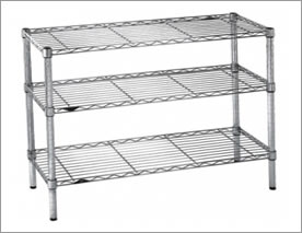 Multi Layer Racking Shelves