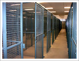 PVC Coated Partitions